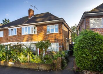 Thumbnail 2 bed flat for sale in Grove Court, Grove Crescent, Kingston Upon Thames