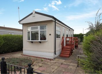 Thumbnail 1 bed mobile/park home for sale in North Sea Lane, Humberston