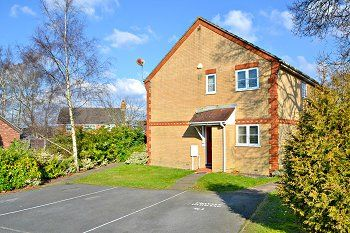 Thumbnail 2 bed property to rent in Dakin Close, Maidenbower, Crawley, West Sussex