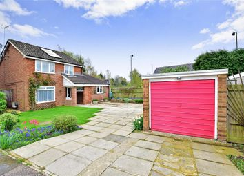 Thumbnail 4 bed detached house for sale in The Forge, Southwater, West Sussex