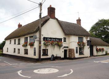 Thumbnail Pub/bar for sale in Sampford Courtenay, Nr Okehampton