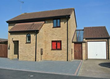 Thumbnail 3 bed detached house for sale in Akeman Close, Bourne, Lincolnshire