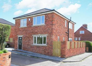 Thumbnail 3 bed detached house for sale in Linear View, Clowne, Chesterfield, Derbyshire