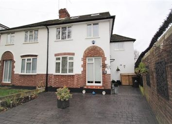 Thumbnail 5 bed semi-detached house for sale in Cray Avenue, Poverest, Orpington