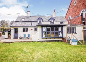 Moors Lane, St. Martins Moor, St. Martins, Oswestry SY10. 4 bed detached house for sale