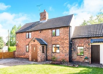 Thumbnail 3 bed detached house for sale in Mickledale Lane, Bilsthorpe, Newark