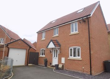 Thumbnail 5 bed detached house for sale in Criollo Place, Moulden View, Swindon