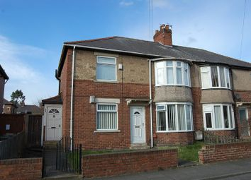 Thumbnail 2 bed flat for sale in Edwin Grove, Wallsend