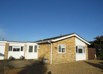 Thumbnail 2 bed detached bungalow for sale in Gayton Road, Grimston, King's Lynn