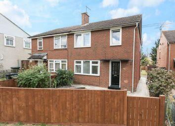 Thumbnail 3 bed semi-detached house for sale in Marlowe Avenue, Swindon