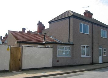 Thumbnail 1 bed town house to rent in Tunnard Street, Grimsby