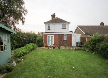 Thumbnail 3 bed detached house for sale in Nelson Road, Caister-On-Sea, Great Yarmouth