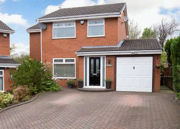Thumbnail 4 bed detached house for sale in Fellside, Wigan