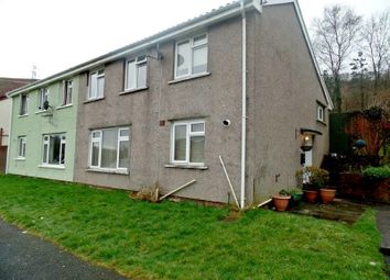 Thumbnail 4 bed semi-detached house for sale in Nantycoed, Troedyrhiw, Merthyr Tydfil