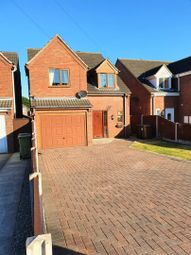 Thumbnail 4 bed detached house for sale in Katrina Grove, Featherstone, Pontefract, West Yorkshire