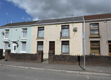 Thumbnail 2 bedroom terraced house for sale in High Street, Pontardawe, Swansea