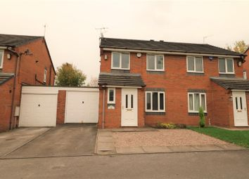 Thumbnail 3 bedroom semi-detached house for sale in Greasley Road, Bucknall, Stoke-On-Trent