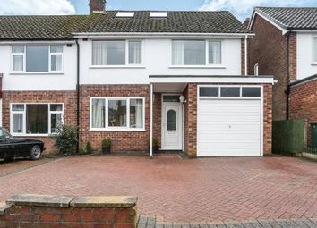 Thumbnail 5 bedroom semi-detached house for sale in Wolverton Road, Mount Nod, Coventry, .
