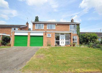 Thumbnail 4 bed detached house for sale in Parsons Drive, Ellington, Huntingdon, Cambridgeshire