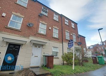 Thumbnail 3 bed town house for sale in Pavior Road, Nottingham