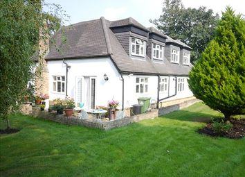 Thumbnail 4 bedroom detached house for sale in Rush Lodge, Theobalds Lane, Waltham Cross, Cheshunt
