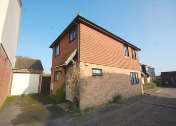 Thumbnail 3 bed detached house for sale in Clarence Close, Chelmer Village, Chelmsford