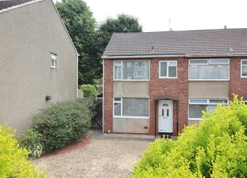 Thumbnail 3 bedroom end terrace house for sale in Parkside Gardens, Bristol