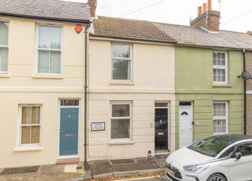 Thumbnail 2 bed terraced house to rent in Alma Street, Canterbury