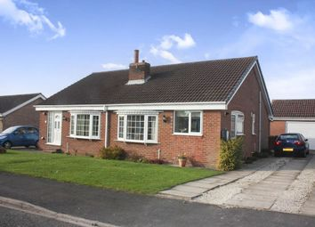 Thumbnail 2 bed semi-detached bungalow for sale in Old Mill View, Sheriff Hutton, York
