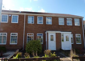 Thumbnail 2 bed terraced house for sale in Lanchester Green, Bedlington