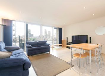 Thumbnail 3 bed flat to rent in Boardwalk Place, Canary Wharf, London