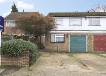 Thumbnail 4 bed semi-detached house for sale in Nellgrove Road, Uxbridge