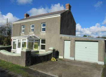 Thumbnail 3 bed detached house for sale in Colston Villa, Little Newcastle, Haverfordwest, Pembrokeshire