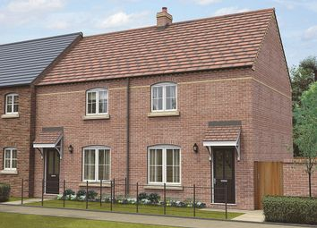 Thumbnail 2 bed town house for sale in Plot 22 & 23, The Gramercy, The Swale, Corringham Road