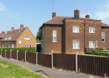 Thumbnail 3 bed semi-detached house for sale in Whitworth Avenue, Corby