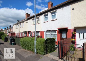 Thumbnail 2 bed terraced house to rent in Oliver Road, Newport