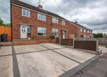Thumbnail 3 bed semi-detached house for sale in Jessops Lane, Gedling, Nottingham