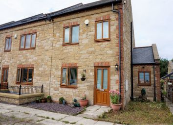 Thumbnail 2 bed end terrace house for sale in Heightley Court, Blyth