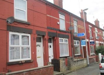 Thumbnail 2 bed terraced house to rent in Hawthorn Street, Gorton, Manchester