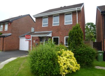 Thumbnail 3 bed detached house for sale in Ormesby Drive, Chandlers Ford, Eastleigh