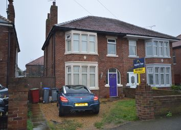 Thumbnail 3 bed semi-detached house for sale in St. Lukes Road, Blackpool