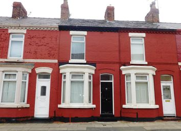 Thumbnail 3 bedroom terraced house to rent in Southgate Road, Old Swan, Liverpool