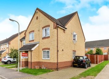Thumbnail 4 bedroom semi-detached house for sale in Barkers Lane, Bedford