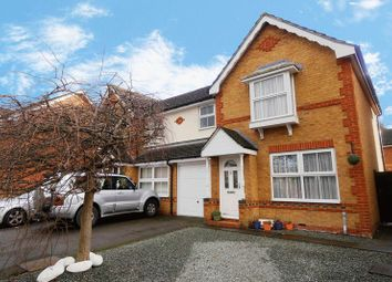 Thumbnail 3 bed semi-detached house for sale in Finham Brook, Didcot