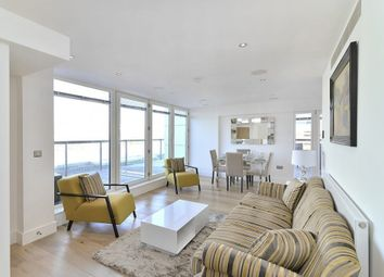 Thumbnail 2 bed flat to rent in Dowels Road, Canary Wharf