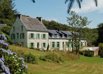 Thumbnail 6 bed property for sale in Plonévez-Du-Faou, Bretagne, 29530, France