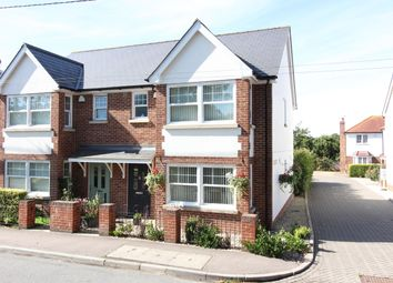 Thumbnail 3 bed semi-detached house for sale in Poplar Road, Wittersham, Tenterden