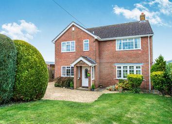 Thumbnail 4 bed detached house for sale in High Street, Chapmanslade, Westbury