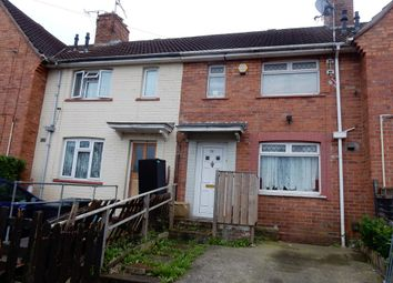 Thumbnail 3 bed terraced house for sale in Torrington Avenue, Knowle, Bristol