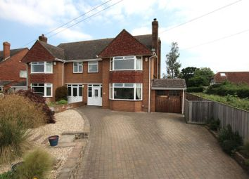 Thumbnail 3 bed semi-detached house for sale in Countess Wear Road, Exeter
